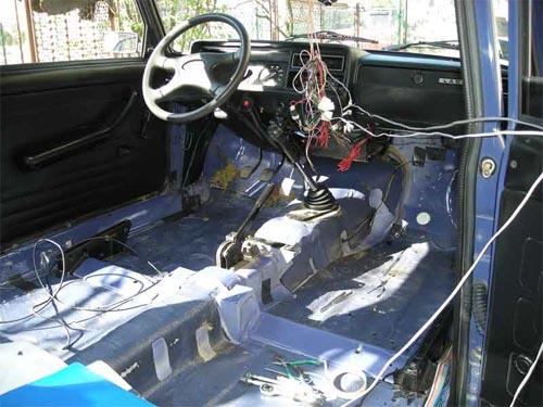 Шумоизоляция автомобиля 2107 своими руками